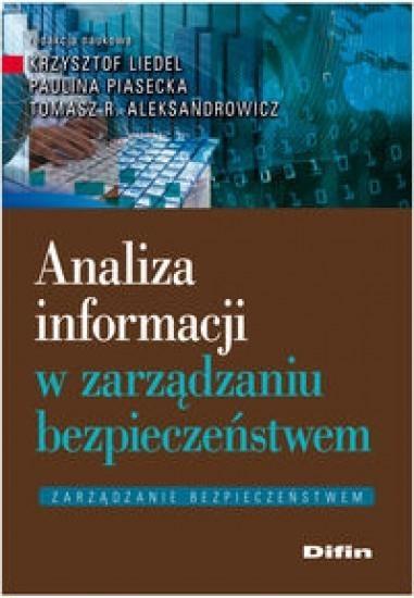 Analiza informacji w zarządzaniu bezpieczeństwem