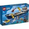 Lego City: Statek badaczy oceanu (60266) Wiek: 7+