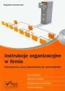 Instrukcje organizacyjne w firmie z płytą CD