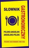 Słownik gastronomiczny polsko-angielski angielsko-polski Pocket Gordon Jacek