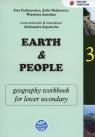 Earth and people. Geography 3 Zeszyt zadań dla klas dwujęzycznych