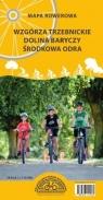 Mapa rowerowa -W. Trzebnickie i Dolina Baryczy