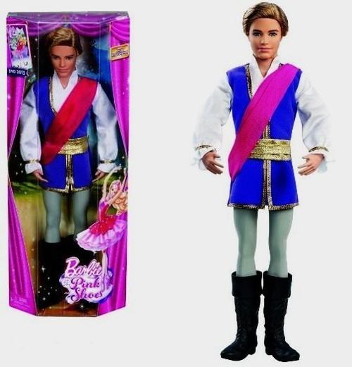 Barbie Książę z filmu