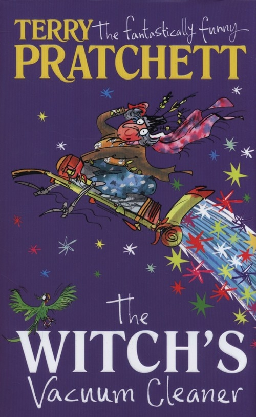 The Witch's Vacuum Cleaner Pratchett Terry