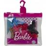 Barbie: Zestaw bucików - 5 par (GWD94/GXG02)