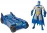 Batmobil + figurka Batmana, 30 cm