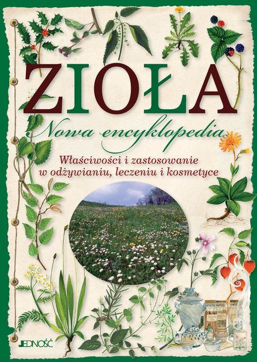 ZIOŁA Nowa encyklopedia Paola Mancini, Barbara Polettini
