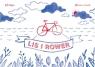 Lis i rower FibreTigre, Ricard Floriane