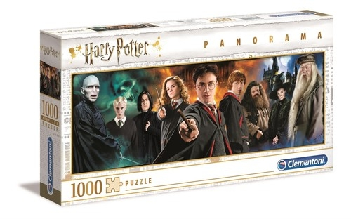 Puzzle Panorama Harry Potter 1000 (61883)