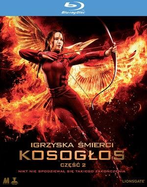 Igrzyska Śmierci: Kosogłos. Część 2 (Blu-ray)
