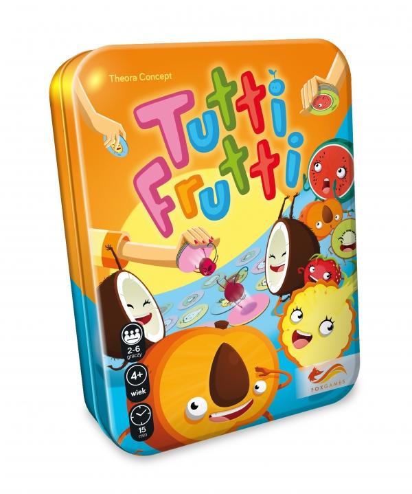 Tutti Frutti Concept Theora