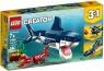 Lego Creator: Morskie stworzenia (31088) Wiek: 7+