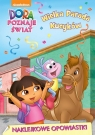 Dora poznaje świat Naklejkowe opowiastki Wielka parada kucyków