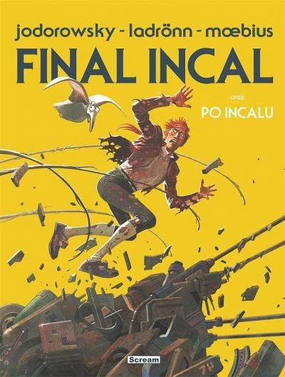 Final Incal oraz po Incalu (wydanie limitowane) Alejandro Jodorowsky