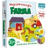 Farma - Moja pierwsza gra (02109)Wiek: 2,5+