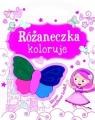 Różaneczka koloruje