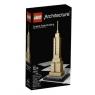 Lego Architecture: Empire State Building (21002) Wiek: 10+