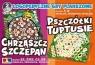 Chrząszcz Szczepan Pszczółki Tuptusie Logopedyczne gry planszowe
