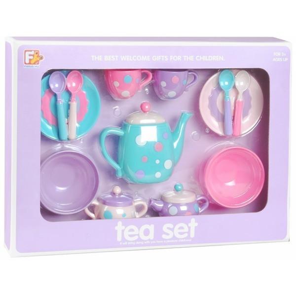 BEPPE Zestaw do herbaty z dzbanuszkiem