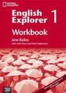English Explorer 1 Workbook with 2 CD Gimnazjum Bailey Jane, Tkacz Arek, Stephenson Helen