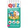 Quiz pięciolatka. Obrazkowe zadania dla bystrych dzieci