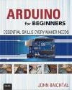 Arduino for Beginners John Baichtal