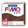 Masa termoutwardzalna Fimo soft czekoladowy (8020-75)