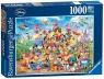 Puzzle 1000 elementów - Karnawał u Disneya (193837)