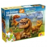 Puzzle dwustronne 2w1 supermaxi 108 Dobry dinozaur (304-52837)