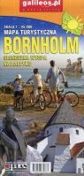 Bornholm mapa turystyczna 1:45 000