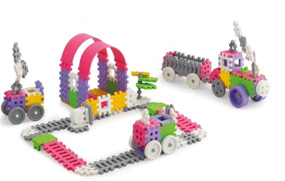 Mini Waffle Konstruktor