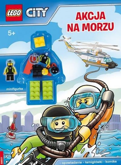 Lego City Akcja na morzu