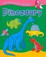 Dinozaury Baw się i nalepiaj