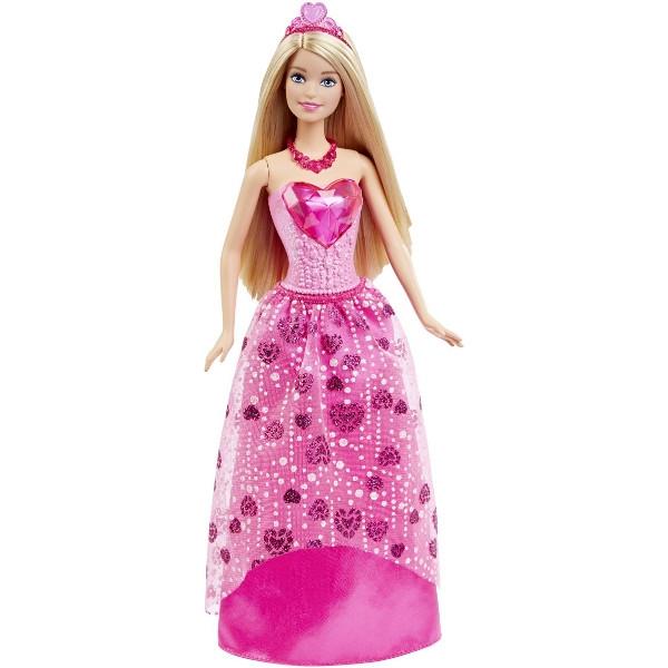 BARBIE Księżniczki Candy Fashion (DHM49)