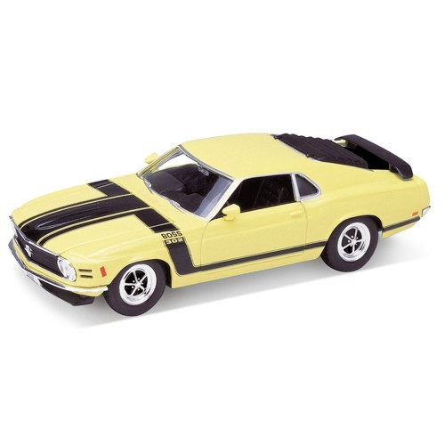 WELLY Ford Mustang Boss 302 1970 Kit (22088MK)