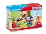 Playmobil City Life: Dzieci ze skrzynią na kostiumy (70283)
