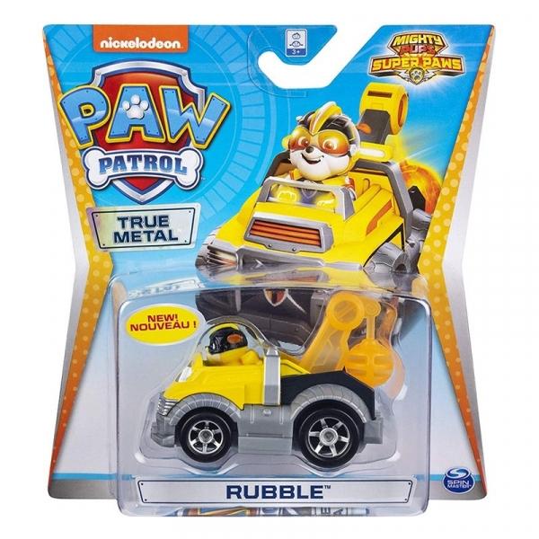 Pojazd Die Cast Mighty Rubble Psi Patrol (6054830/20127215)