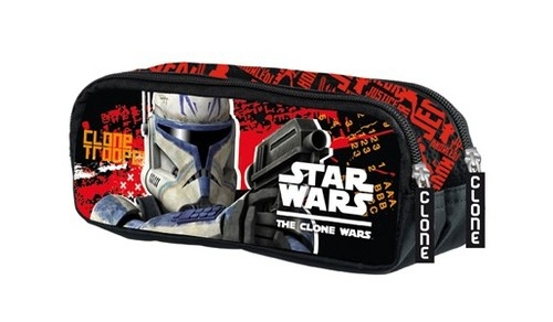 Piórnik tuba Star Wars Clone Wars