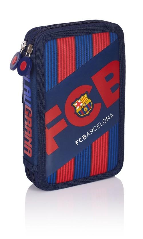 Piórnik podwójny FC Barcelona Barca Fan 5