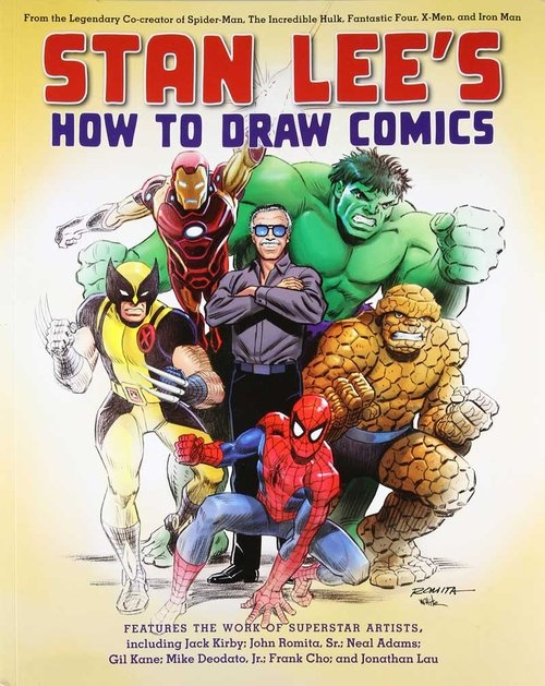 Stan Lee's How to Draw Comics Lee Stan