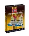Puzzle 3D Port w Bergen 44 (C183H)