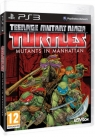 Teenage Mutant Ninja Turtless: MUTANTS IN MANHATTAN PS3