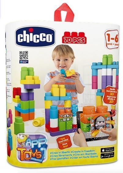 Chicco Klocki 70 el. (07425)