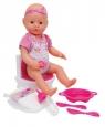 Lalka New Baby Born - Lalka na sedesie (105032483)