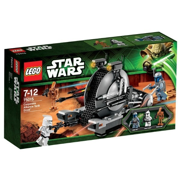 LEGO Star Wars Corporate Alliance TankDroid