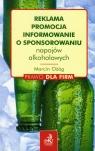 Reklama promocja informowanie o sponsorowaniu napojów alkoholowych