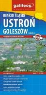 Mapa - Beskid Ślącki: Ustroń, Goleszów i okolice praca zbiorowa