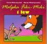 Małpka Fiki Miki i lew