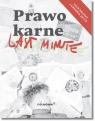 Last Minute Prawo Karne  2017/12