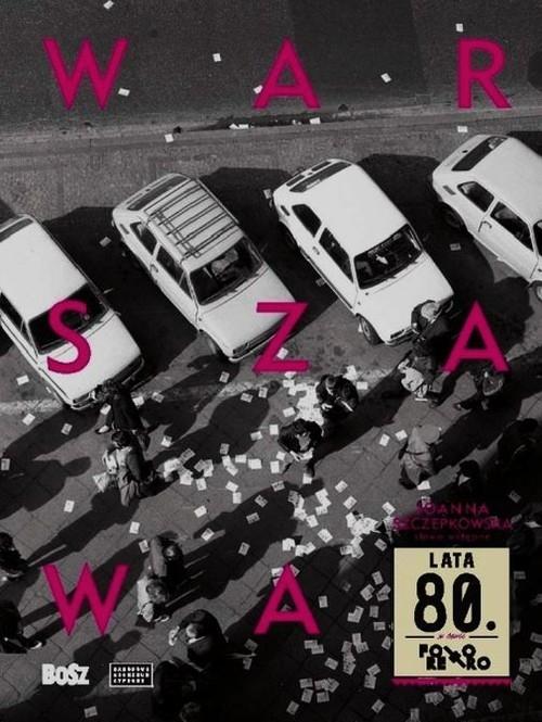 Warszawa, lata 80. Szczepkowska Joanna